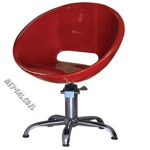 כסא מספרה 8119
