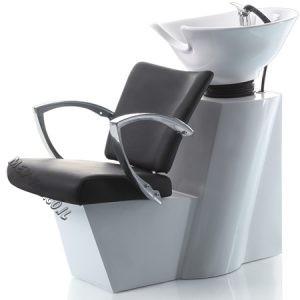 כיור חפיפה למספרה עם כסא 78005