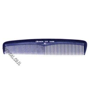 מסרק סירוק כחול 349